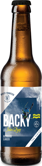 Backy - WhiteFrontier Brewery