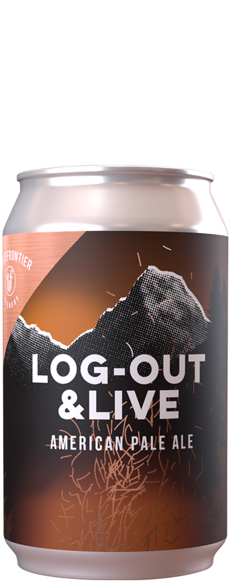Log-out & live - WhiteFrontier Brewery