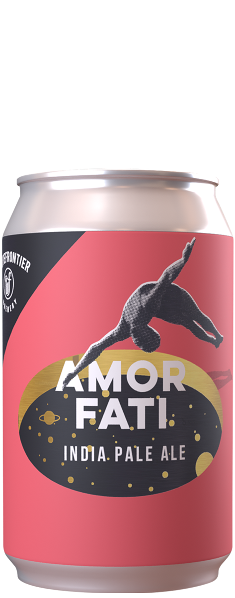 Amor Fati - White Frontier Brewery