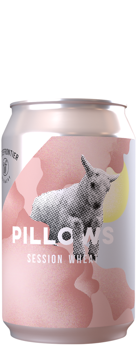 Pillows - WhiteFrontier Brewery