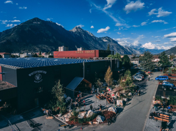 Taproom Martigny Bar à bières Craft beer Bar Valais